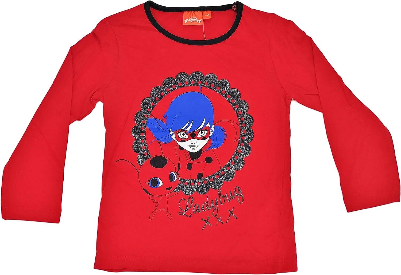 Miraculous Ladybug Girls Pyjama Set