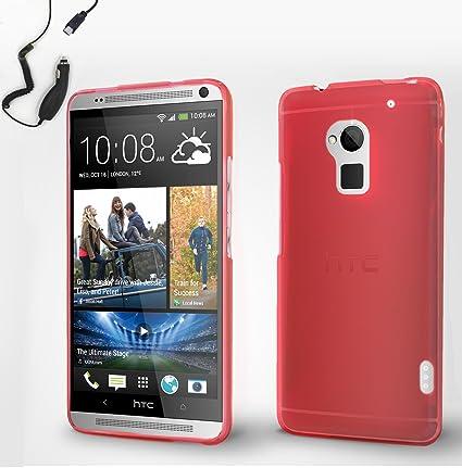 Amazon.com: HTC One Max T6 Cargador de Coche Combo Bundle ...