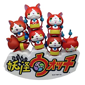 Amazon 妖怪ウォッチ ジバニャン つむつむ アニメ萌えグッズ 通販