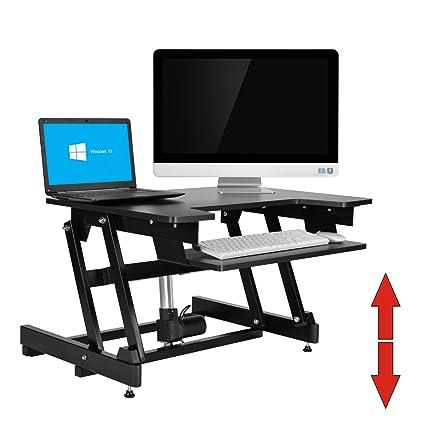Amazon Com Smonet Healthy Electric Standing Desk Electric Height