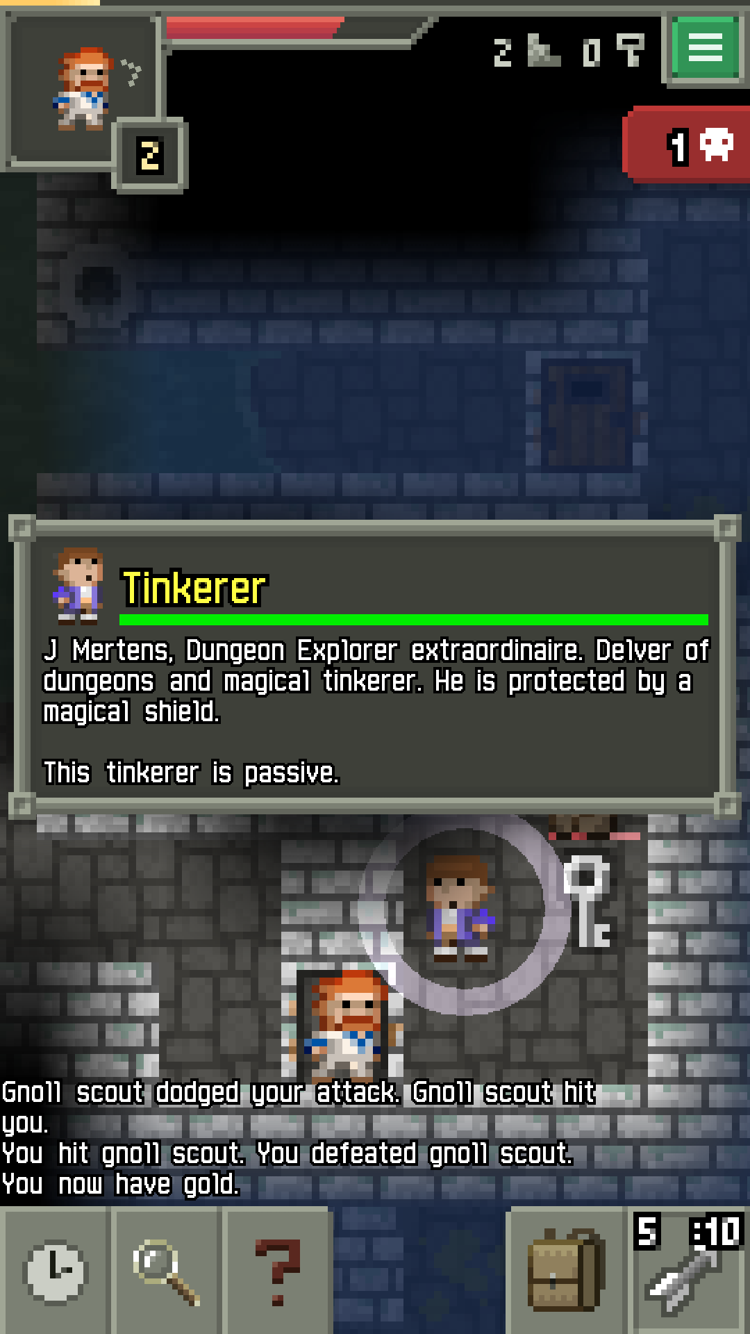 Sprouted pixel dungeon artifacts gallery