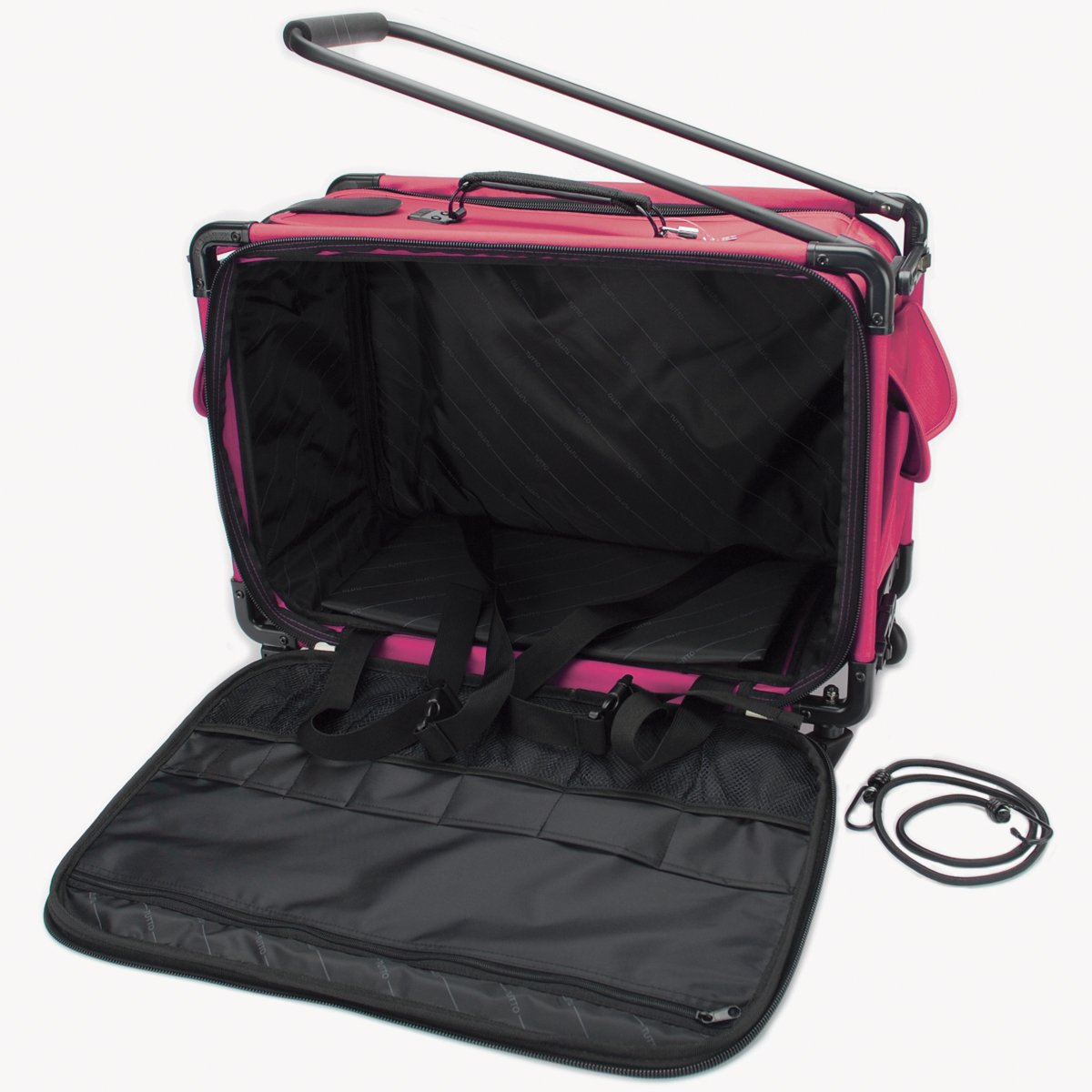 Tutto Machine On Wheels-19L x 13H x 10D Medium Pink 4220MA-M-PINK