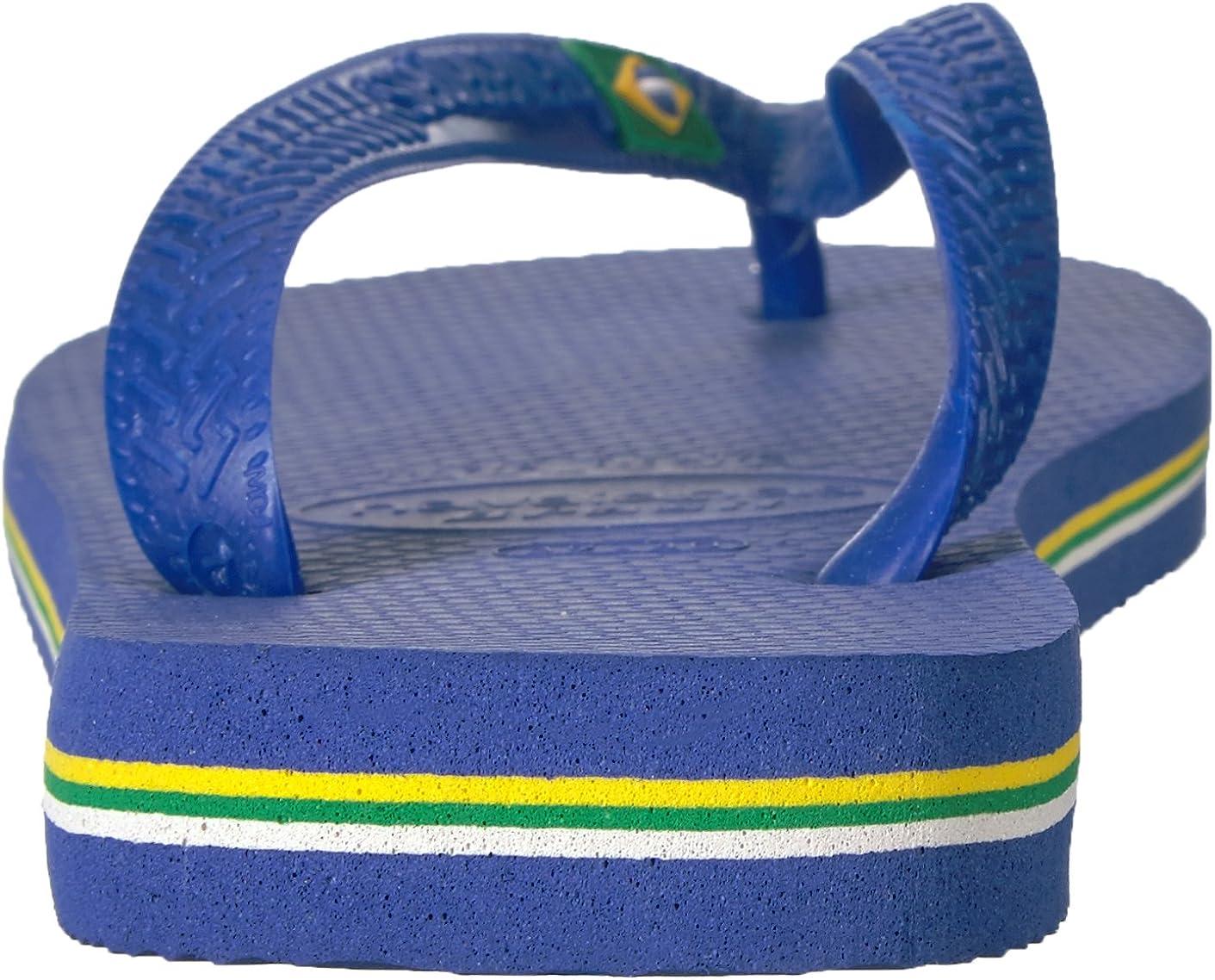 Havaianas Mens Brazil Flip Flop Sandal
