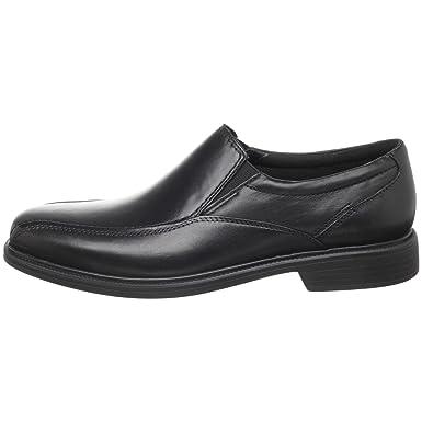 Bostonian Bolton Hombre Negro Piel Mocasines Zapatos Talla EU 47: Amazon.es: Ropa y accesorios