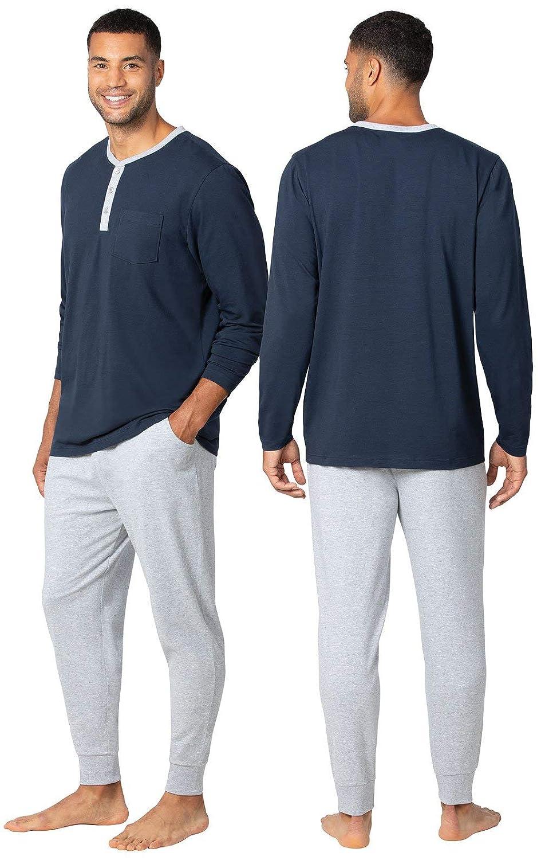 Pajamas Men PajamaGram Mens Pajamas Set Comfy Multicolored