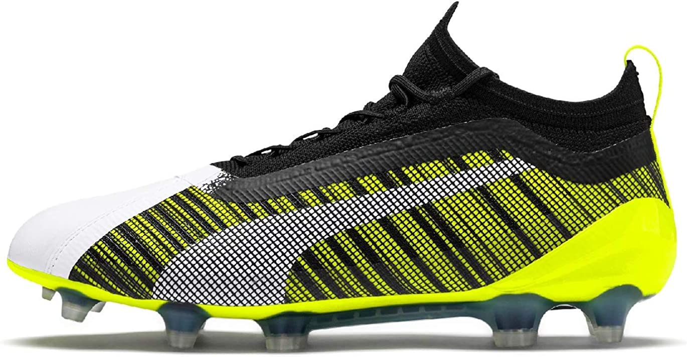 Amazon.com | PUMA One 5.1 FG/AG Football Boots Multi Ground ...