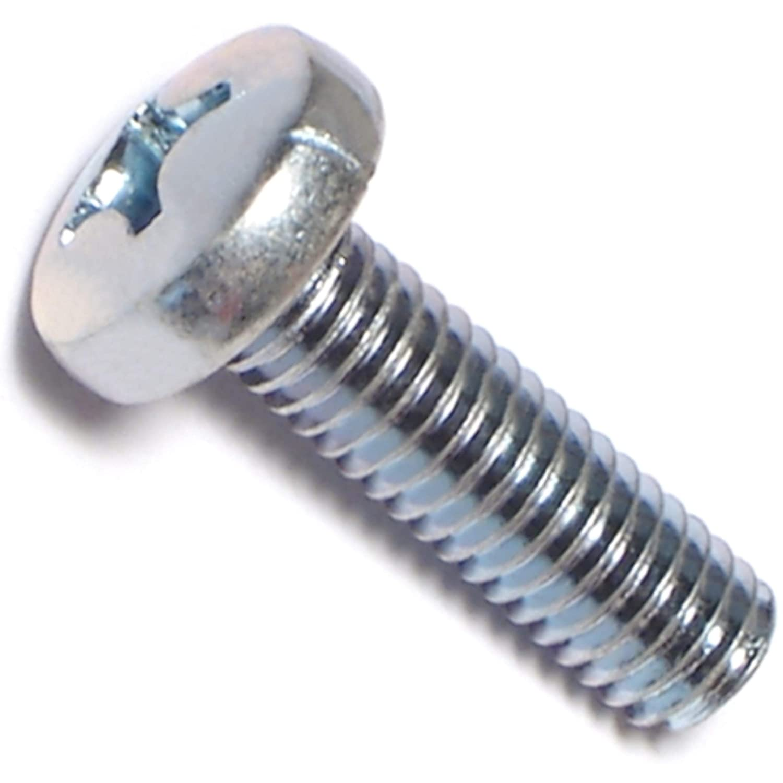 Hard-to-Find Fastener 014973198947 Phillips Pan Machine Screws Piece-15 4-40 x 2
