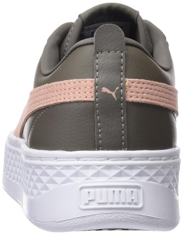 Puma Damen Damen Damen Smash Platform L Turnschuhe  d96c28