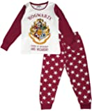 Harry Potter - Conjunto de pijama de algodón de manga larga