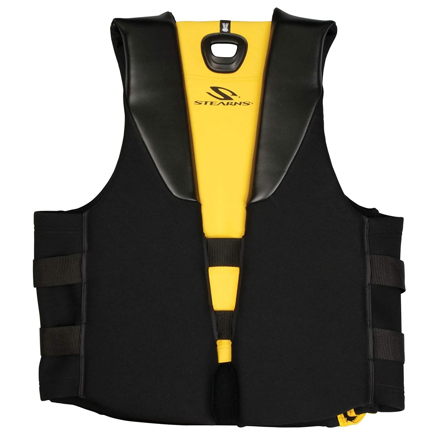 Stearns Mens V2 Series Gold Rush Neoprene Vest PFD Medium [並行輸入品]   B0716VQCWH