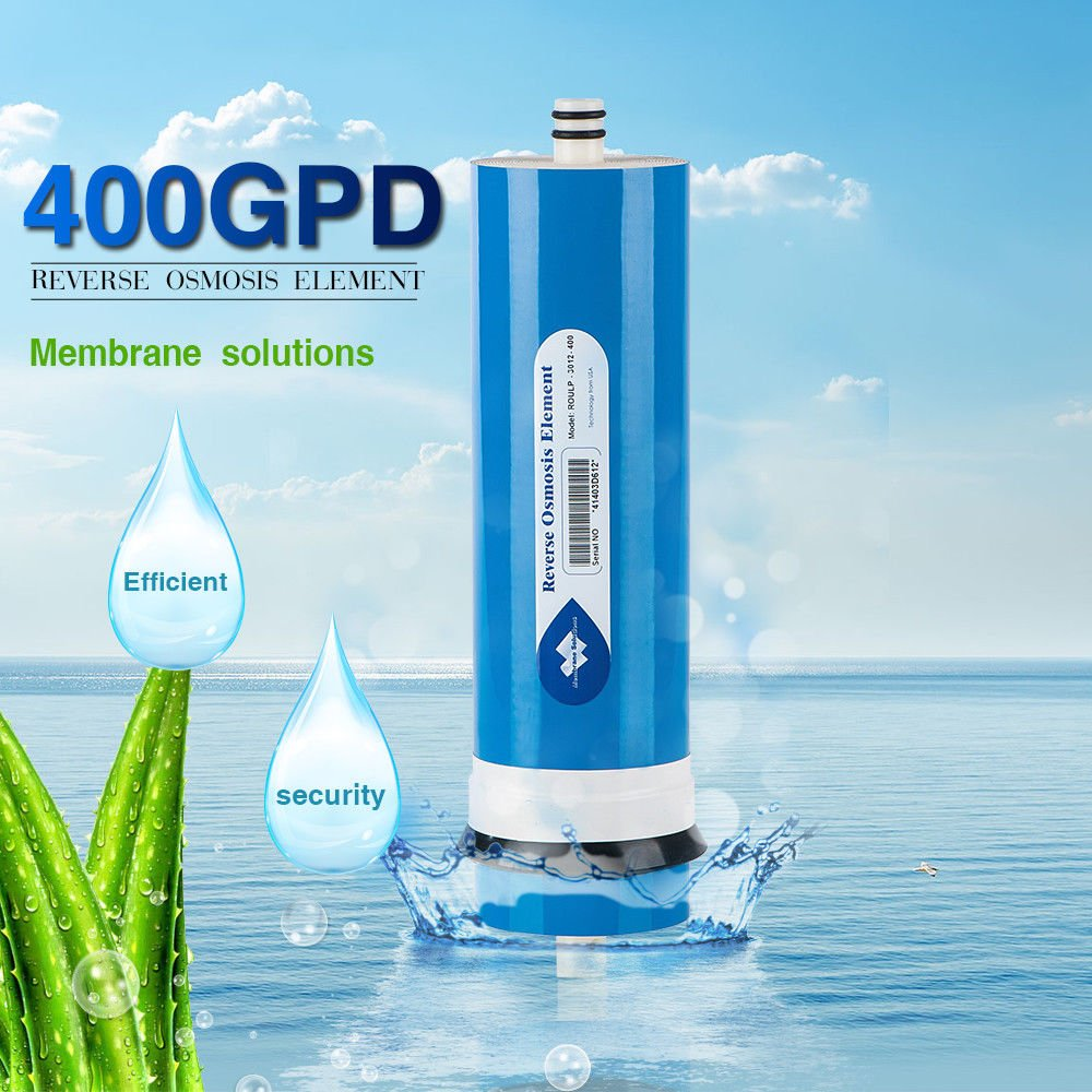 Water Filter Replacement RO Systems 400 Gallons per Day Alberts Filter 400GPD Reverse Osmosis RO Filter Membrane Element
