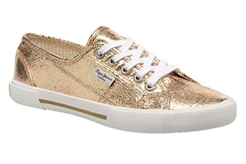 ZAPATILLAS PEPE JEANS - PLS30251-321-T39: Amazon.es: Zapatos y complementos