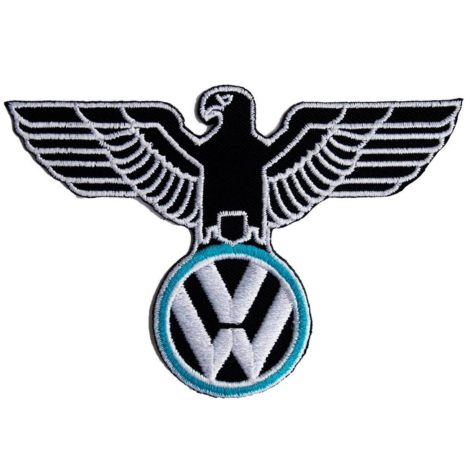 Amazon vw volkswagen german eagle embroidered iron on patch amazon vw volkswagen german eagle embroidered iron on patch arts crafts sewing buycottarizona Gallery