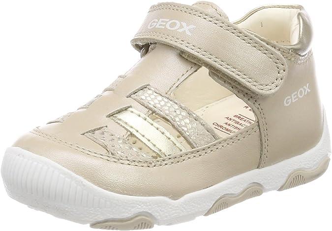 Geox Todo B, Chaussures Bébé Marche pour b&EacutebÉFille