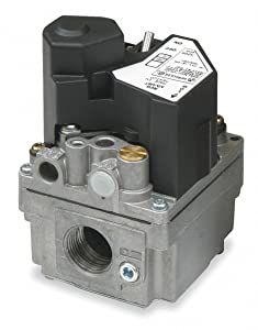 36H32-423 WHITE RODGERS UNIVERSAL GAS VALVE 3/4x3/4inch WITH REDUCER BUSHINGS (3/4inch TO 1/2inch)