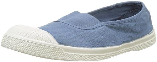 Bensimon Tennis Lacet Femme, Zapatillas Mujer, Azul (Marine), 37 EU