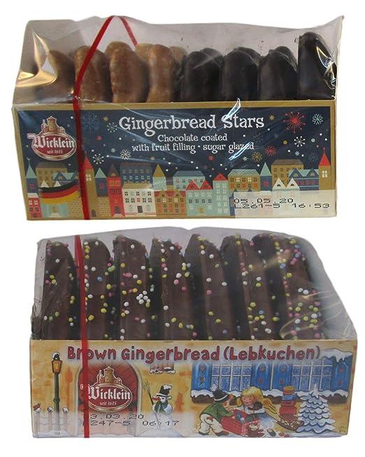 Amazon.com : Wicklein Gingerbread Lubkuchen - German ...