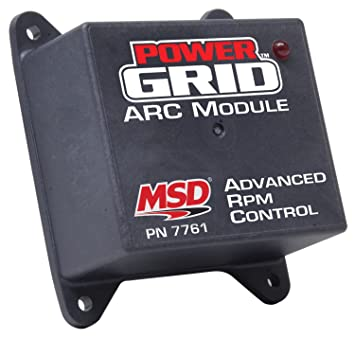 amazon com msd ignition 7761 power grid system traction control msd ignition 7761 power grid system traction control slew rate module