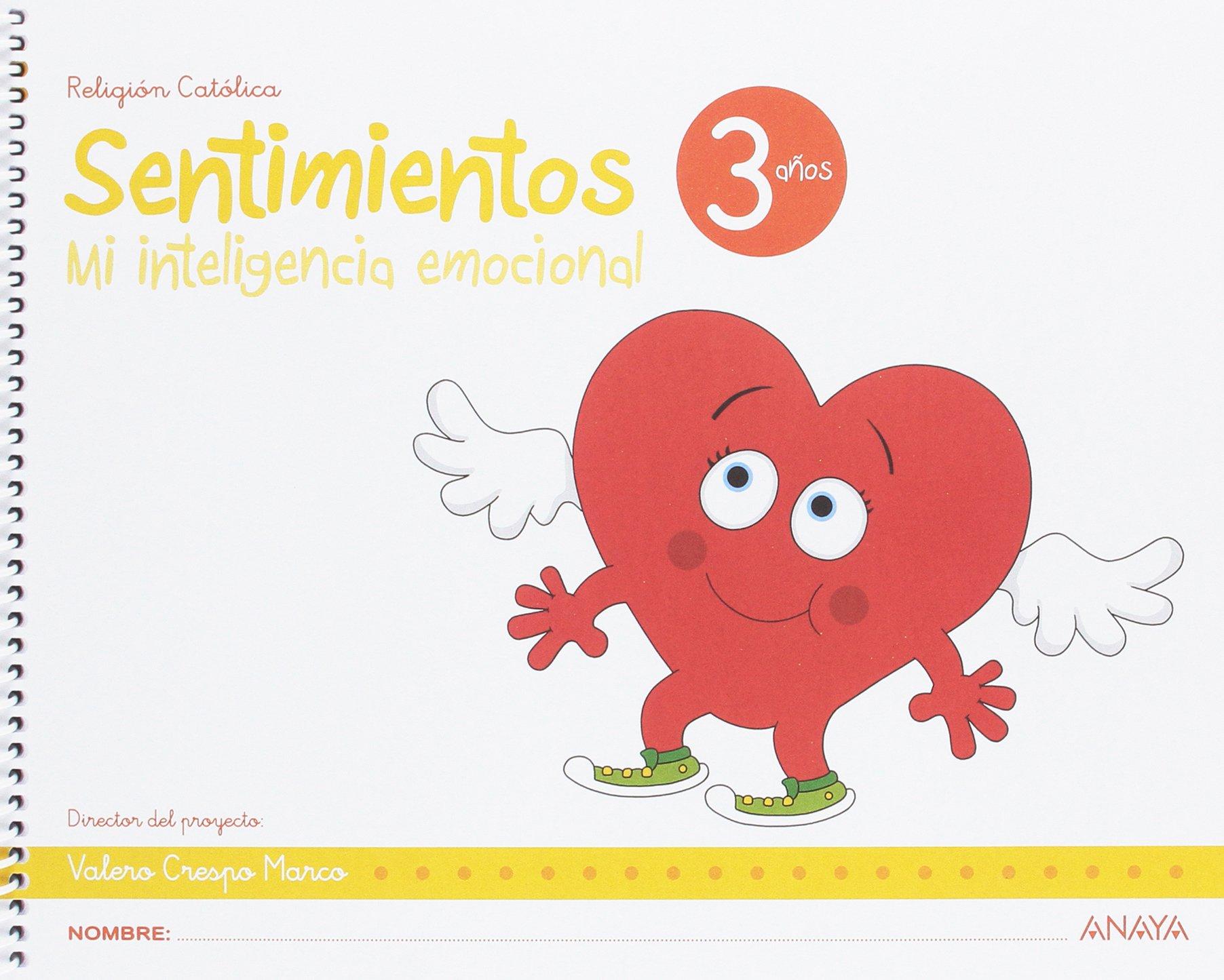 Corazón 3 años. - 9788469829226: Amazon.es: Valero Crespo Marco, Mª ...