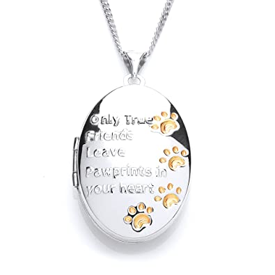 locket print the paw jewellery group cremation silver lockets minter