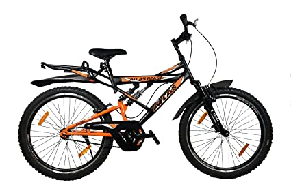 c601ef5c449 Buy Atlas Beast 26 Inches Single Speed Triple Shox Bike for Adults ...