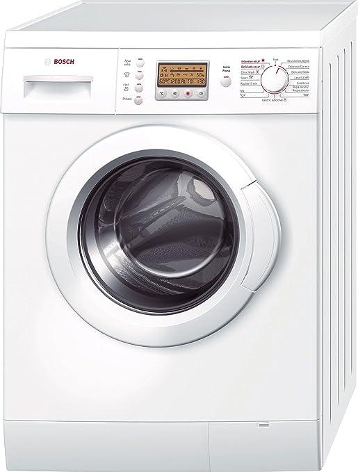 Bosch WVD24520EE lavadora Carga frontal Independiente Blanco C ...