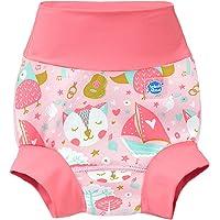 Splash About - Manta para bebé con Texto Happy Nappy Verbessert, bebé