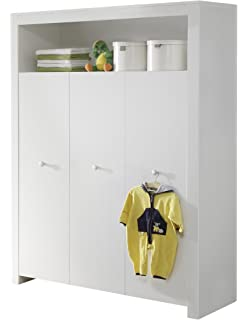 lounge-zone 1-türiger Kinderschrank Kleiderschrank ... | {Kleiderschrank kinderzimmer 43}