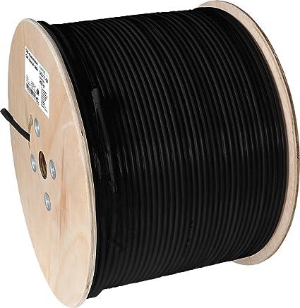 Axing SKB 11-03 - Cable coaxial para antena (300 m), color ...