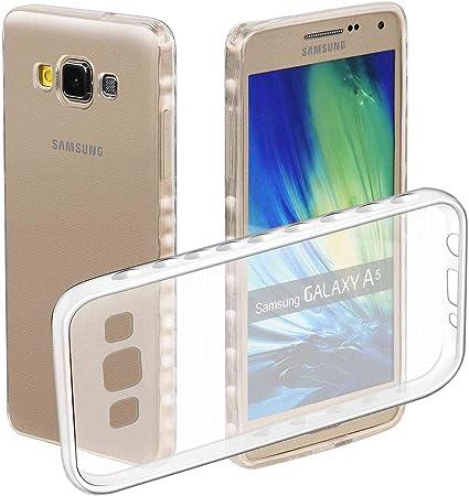 Guran® Silicona Funda Carcasa para Samsung Galaxy A5 2015 5.0 ...
