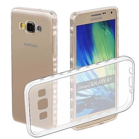 Guran® Silicona Funda Carcasa para Samsung Galaxy A5 2015 5.0
