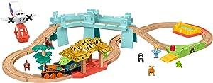 Fisher-Price Thomas & Friends Wood, Big World Adventures Set
