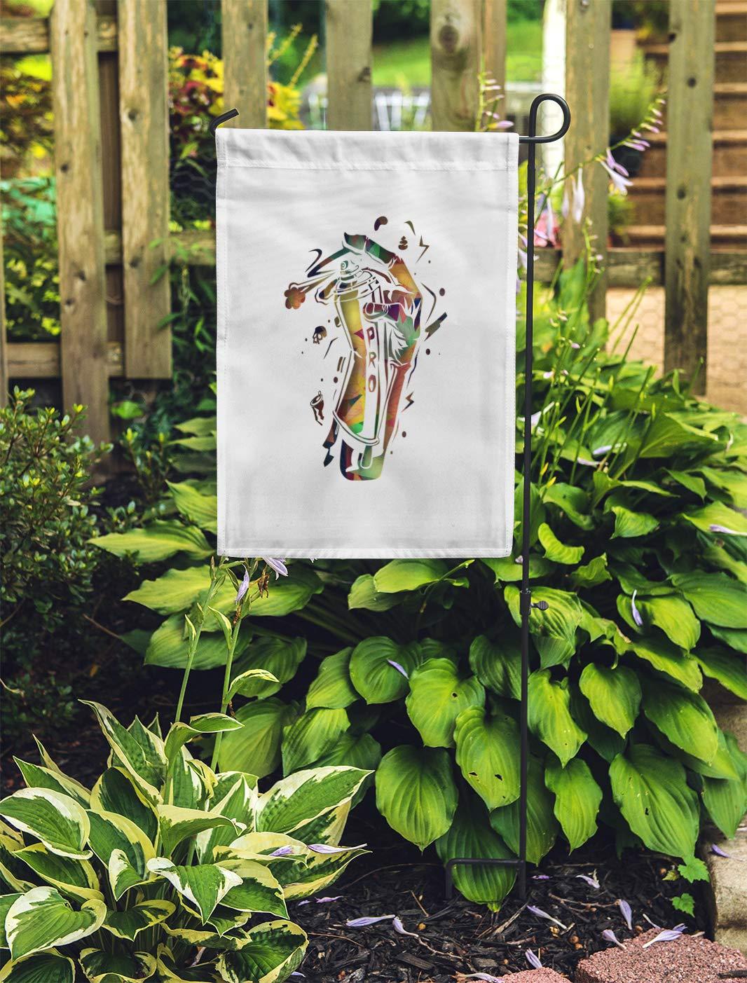 Amazon.com: Semtomn - Banderas de jardín de temporada, para ...