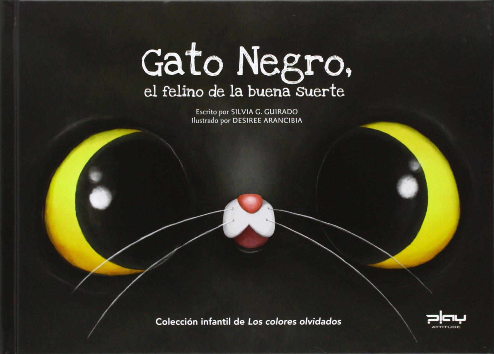 El gato negro, el felino de la buena suerte El pequeño mundo de ...
