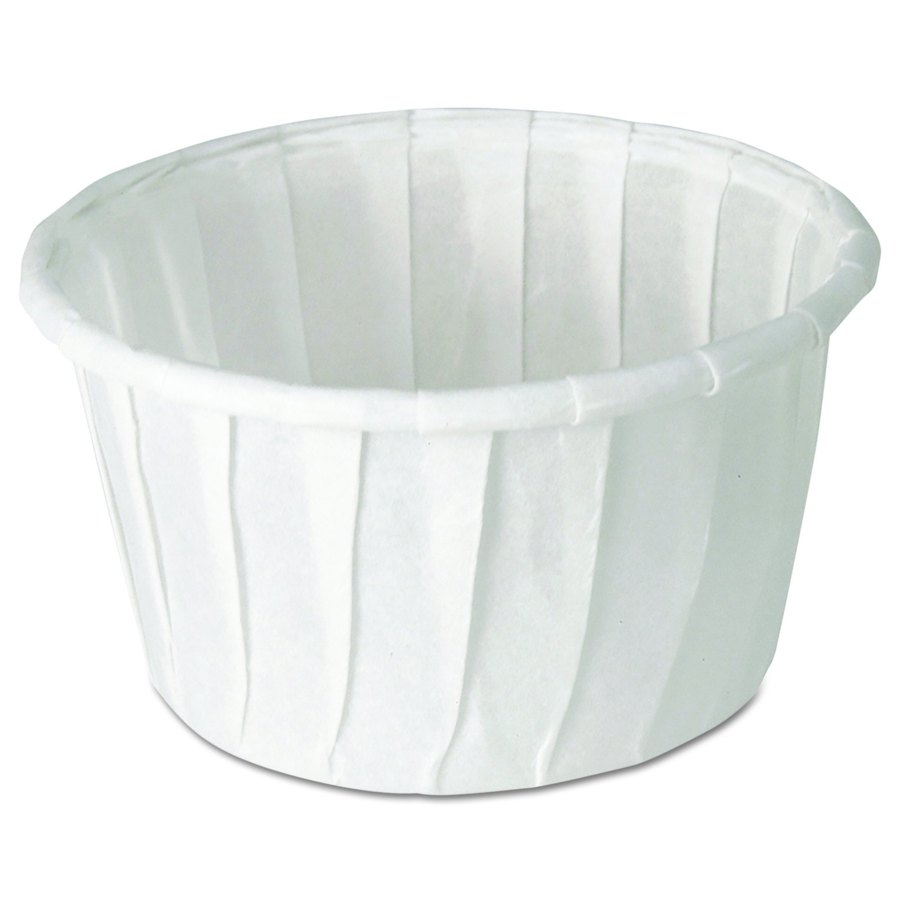 Solo 125-2050 1.25 oz Treated Paper Portion Cup (Case of 5000) by Solo Foodservice