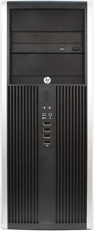 HP 8300 Tower, Core i5-3470 3.2GHz, 8GB RAM, 2000GB Hard Drive, DVDRW, Windows 10 Pro 64bit (Renewed)