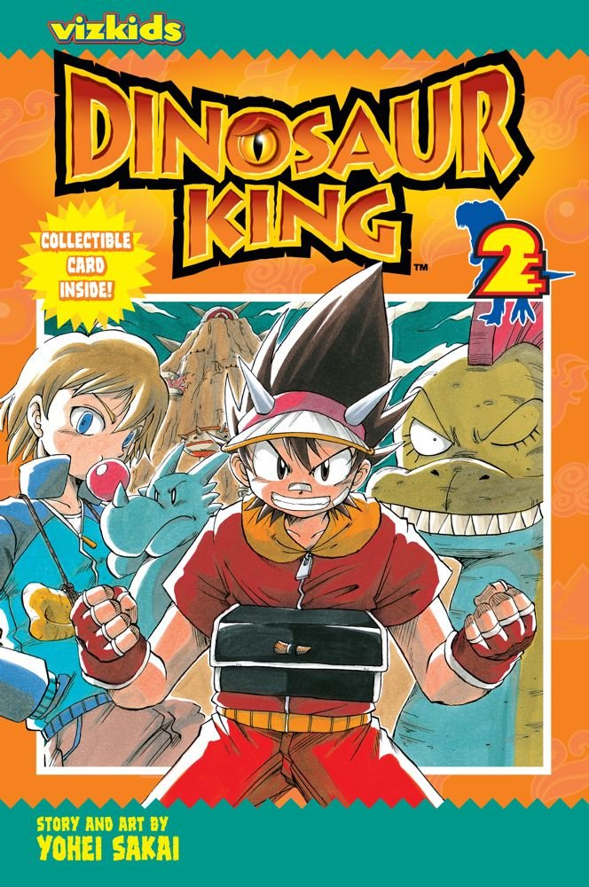 Dinosaur King, Vol. 2
