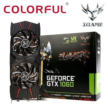 gtx1060 tarjeta gráfica, Turquía Colorful iGame gtx1060 u-3g ...