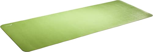 Calyana Prime Yoga Mat Green-Brown
