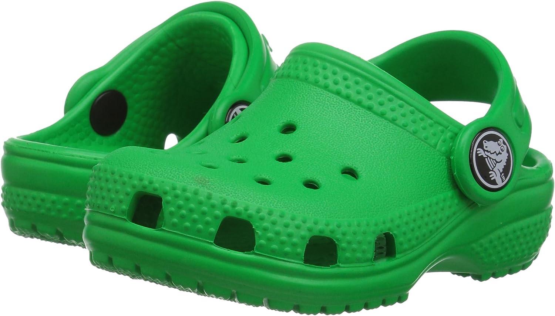 Crocs Kids Classic Clog 2 M US Little Kid Grass Green