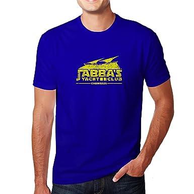 Planet Nerd - Jabba's Yacht Club Chowbasa - Herren T-Shirt, Größe S,