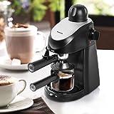 Sentik® 3.5 Bar Espresso Coffee Maker Machine - Make Espressos, Lattes, Cappuccinos & More!