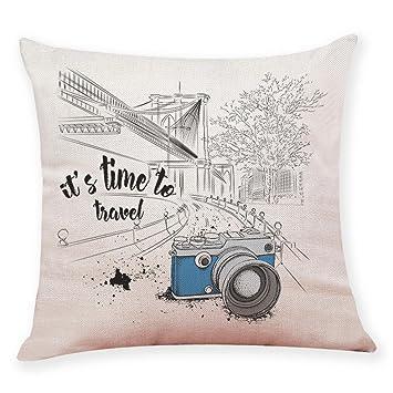 Amazon.com: Fundas de almohada, lavany fundas de almohada ...
