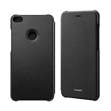 sports shoes f6151 be3ef Huawei P Smart Flip Cover, Black