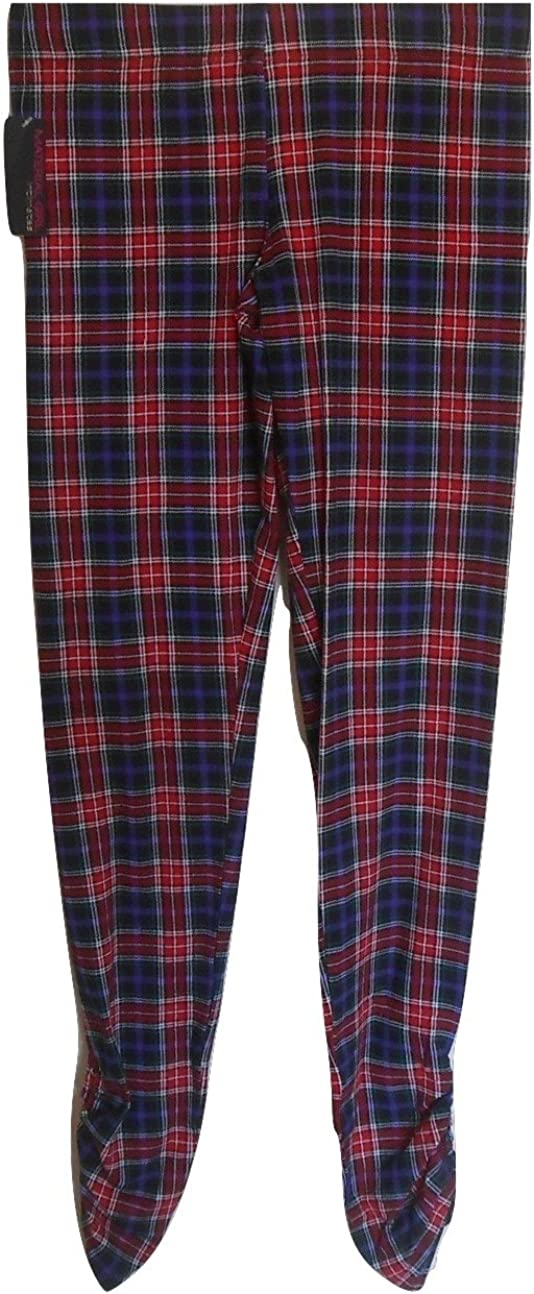 Size M Material Girl Intimates Plaid Sleepwear Bottom Pants