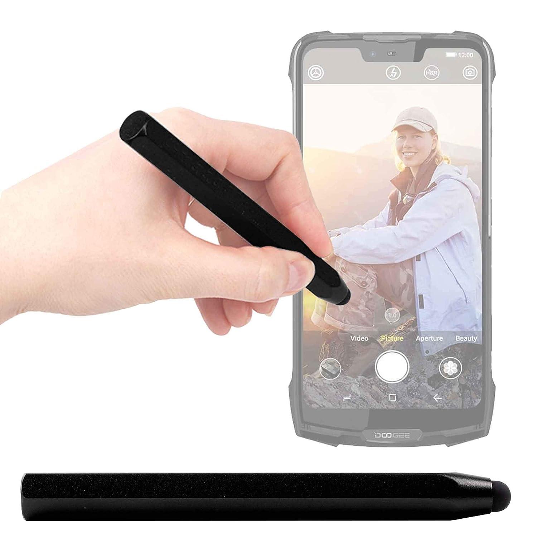 DURAGADGET Lápiz Stylus Negro para Smartphone Doogee S90: Amazon ...