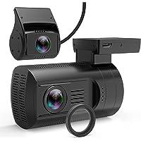 Veckle Mini 0906 Dual Channel 1080P FHD Dashboard Camera Recorder