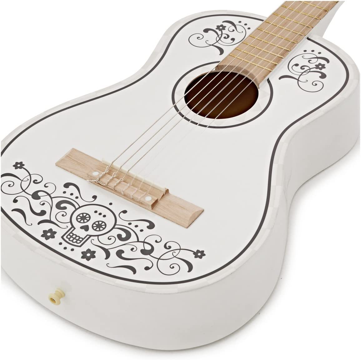 Paquete de Guitarra Clasica Junior Day of the Dead de Gear4music ...