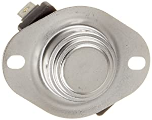 General Electric WE4X600 Dryer Cycling Thermostat