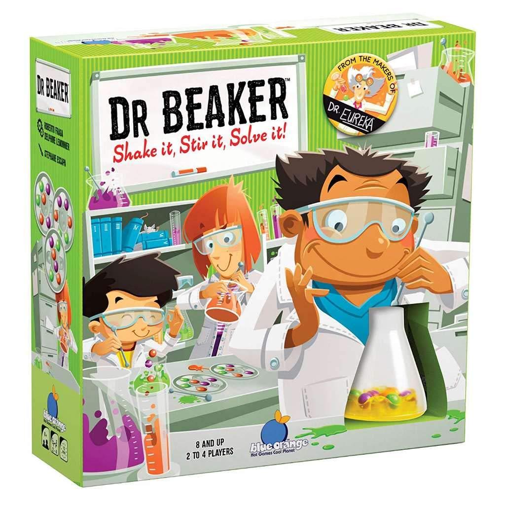 Blue Orange Games Dr. Beaker Game
